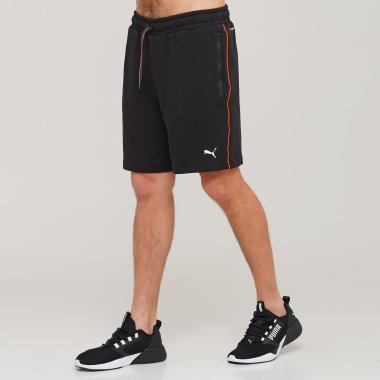 Шорти puma Pl Sweat Shorts - 128430, фото 1 - інтернет-магазин MEGASPORT