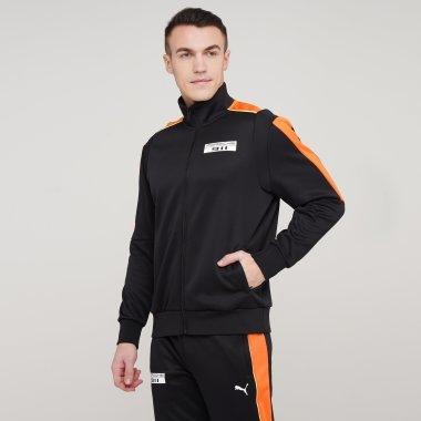 Кофты puma Pl T7 Track Jacket - 128431, фото 1 - интернет-магазин MEGASPORT