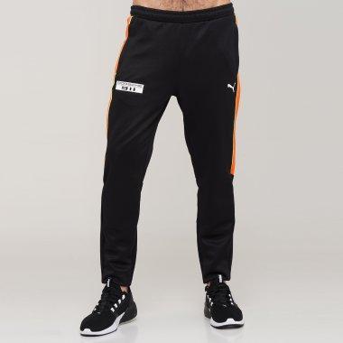 Спортивные штаны puma Pl T7 Track Pants - 128432, фото 1 - интернет-магазин MEGASPORT