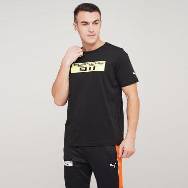 Футболки puma Pl Big Logo Tee - 128433, фото 1 - інтернет-магазин MEGASPORT