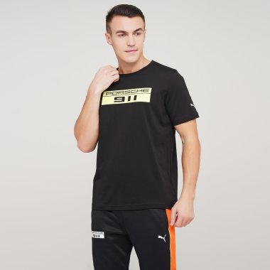 Футболки puma Pl Big Logo Tee - 128433, фото 1 - интернет-магазин MEGASPORT