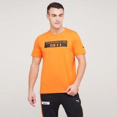 Футболки puma Pl Big Logo Tee - 128434, фото 1 - інтернет-магазин MEGASPORT
