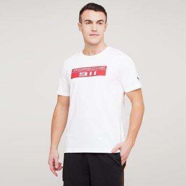 Футболки puma Pl Big Logo Tee - 128435, фото 1 - интернет-магазин MEGASPORT