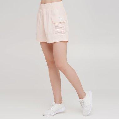 Шорты puma Evide Short Cloud Pink - 140023, фото 1 - интернет-магазин MEGASPORT