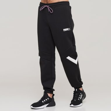 Спортивные штаны puma Intl Track Pants Dk - 128442, фото 1 - интернет-магазин MEGASPORT