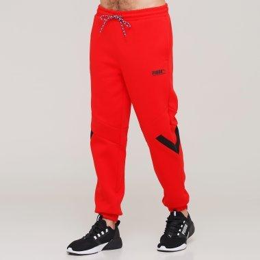Спортивные штаны puma Intl Track Pants Dk - 128443, фото 1 - интернет-магазин MEGASPORT