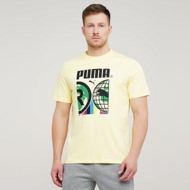 Футболки puma Intl Tee - 128447, фото 1 - интернет-магазин MEGASPORT