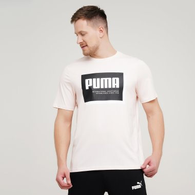 Футболки puma Summer Court Graphic Tee - 134951, фото 1 - интернет-магазин MEGASPORT