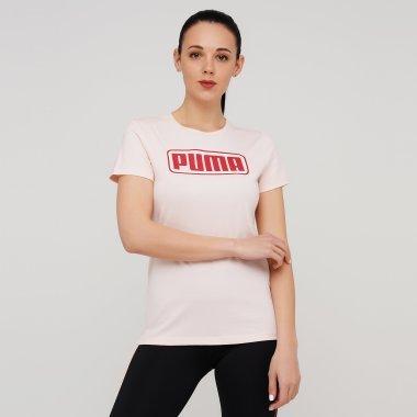 Футболки puma Summer Stripes Graphic Tee - 134955, фото 1 - інтернет-магазин MEGASPORT