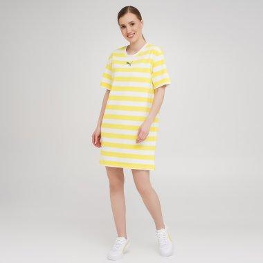 Плаття puma Summer Stripes Aop Dress - 140030, фото 1 - інтернет-магазин MEGASPORT
