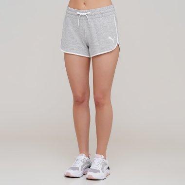 Шорты puma Summer Stripes Shorts - 134973, фото 1 - интернет-магазин MEGASPORT