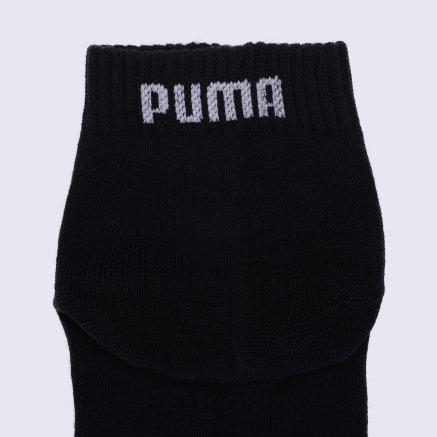 Носки Puma Unisex Quarter Plain 3p - 112143, фото 2 - интернет-магазин MEGASPORT