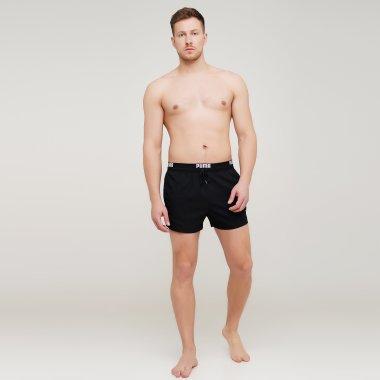 Swim Men Logo Short