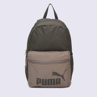 Рюкзаки puma PUMA Phase Backpack - 140086, фото 1 - интернет-магазин MEGASPORT