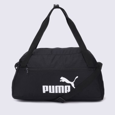 Сумки puma PUMA Phase Sports Bag - 140089, фото 1 - інтернет-магазин MEGASPORT