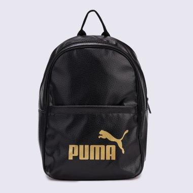 Рюкзаки puma Core Up Backpack - 140091, фото 1 - интернет-магазин MEGASPORT