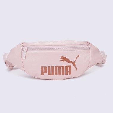 Сумки puma Core Up Waistbag - 140094, фото 1 - інтернет-магазин MEGASPORT