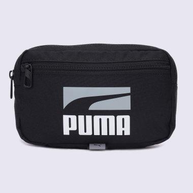 Сумки puma PUMA Plus Waist Bag II - 140106, фото 1 - інтернет-магазин MEGASPORT