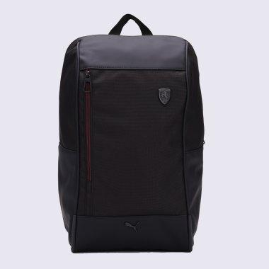 Рюкзаки puma Ferrari Sptwr Style Backpack - 140107, фото 1 - интернет-магазин MEGASPORT