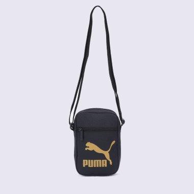 Сумки puma Originals Urban Compact Portable - 140117, фото 1 - інтернет-магазин MEGASPORT
