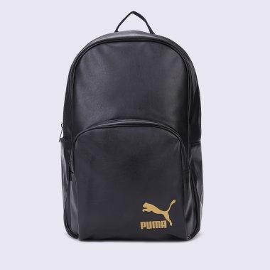 Рюкзаки puma Originals PU Backpack - 140118, фото 1 - интернет-магазин MEGASPORT