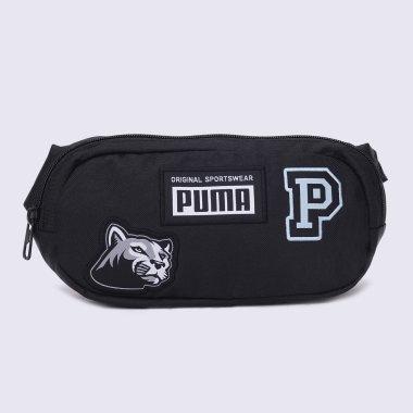 Сумки puma PUMA Patch Waist Bag - 140122, фото 1 - інтернет-магазин MEGASPORT