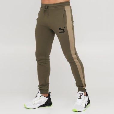 Спортивні штани puma Iconic T7 Track Pants Dk - 140433, фото 1 - інтернет-магазин MEGASPORT