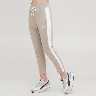 Спортивні штани puma Iconic T7 Cigarette Pants Pt - 140461, фото 1 - інтернет-магазин MEGASPORT