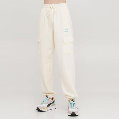 Спортивні штани puma Clsx Cargo Sweatpants Tr - 140474, фото 1 - інтернет-магазин MEGASPORT