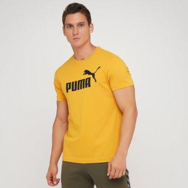 Футболки puma ESS Logo Tee (S) - 140568, фото 1 - интернет-магазин MEGASPORT