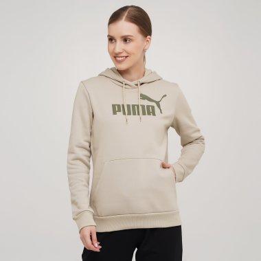 Кофти puma ESS Logo Hoodie FL (s) - 140595, фото 1 - інтернет-магазин MEGASPORT