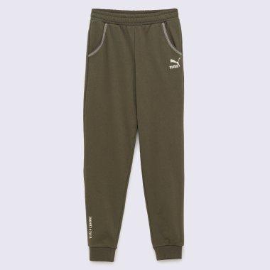 Спортивні штани puma T4C Sweatpants TR - 140679, фото 1 - інтернет-магазин MEGASPORT