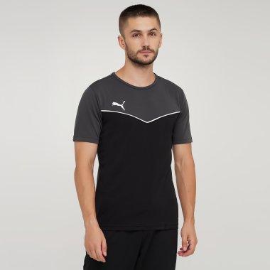 Футболки puma individualRISE Jersey - 140156, фото 1 - интернет-магазин MEGASPORT