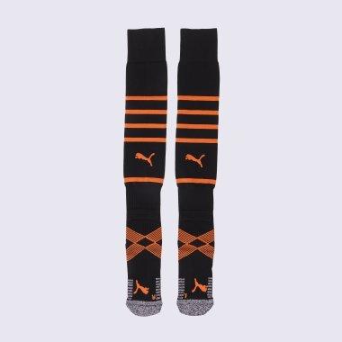 Гетри та Щитки puma Team Fcsd Hooped Socks Promo - 140179, фото 1 - інтернет-магазин MEGASPORT