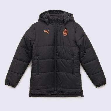 Куртки puma FCSD Bench Jacket Jr - 140262, фото 1 - інтернет-магазин MEGASPORT