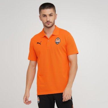 Футболки puma FCSD Badge Polo - 140180, фото 1 - интернет-магазин MEGASPORT
