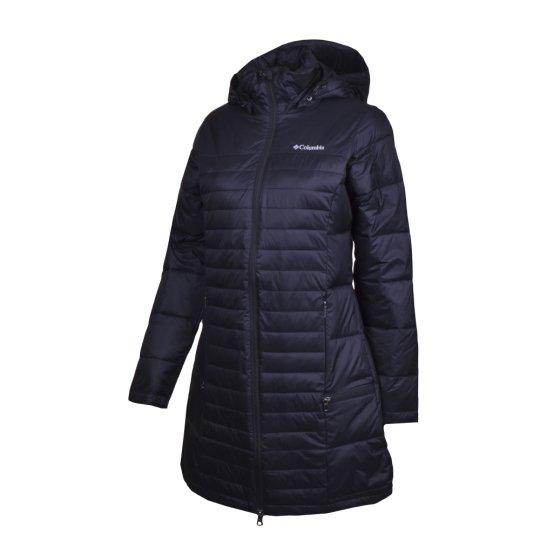 Куртка Columbia Powder Pillow  Long Jacket - фото