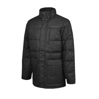 Куртка-пуховик Columbia Bedrock Lodge Down Jacket - фото 1