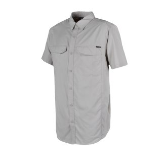 Сорочка Columbia Silver Ridge  Short Sleeve Shirt - фото 1