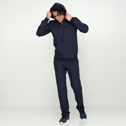 Кофта Champion Hooded Full Zip Sweatshirt - 112246, фото 2 - интернет-магазин MEGASPORT