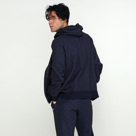 Кофта Champion Hooded Full Zip Sweatshirt - 112246, фото 3 - интернет-магазин MEGASPORT