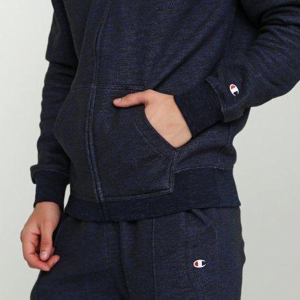 Кофта Champion Hooded Full Zip Sweatshirt - 112246, фото 5 - интернет-магазин MEGASPORT