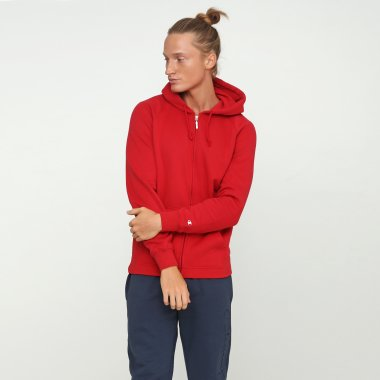 Кофти champion Hooded Full Zip Sweatshirt - 112248, фото 1 - інтернет-магазин MEGASPORT