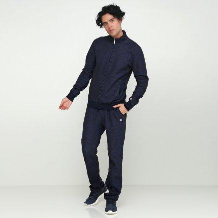 Кофта Champion Full Zip Sweatshirt - 112249, фото 3 - интернет-магазин MEGASPORT