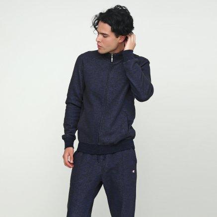 Кофта Champion Full Zip Sweatshirt - 112249, фото 1 - интернет-магазин MEGASPORT