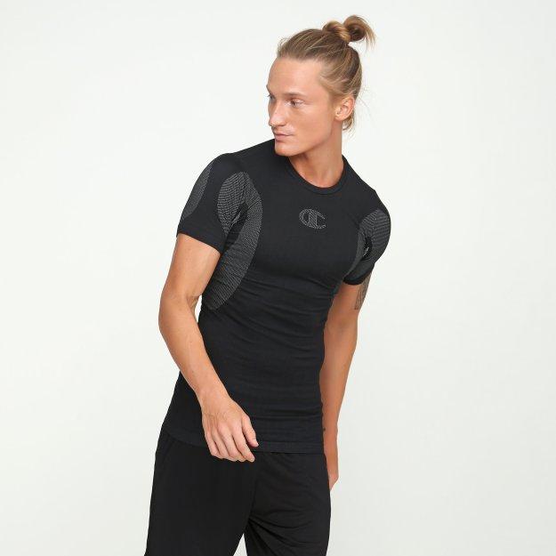 Компресійні футболки Champion Crewneck T-Shirt - MEGASPORT