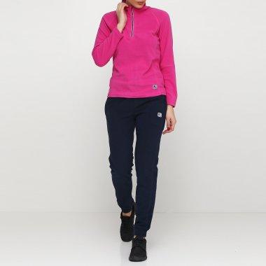 women`s light fleece cuff pants