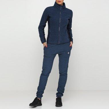Спортивные штаны eastpeak women's thick fleece cuff pants - 113279, фото 1 - интернет-магазин MEGASPORT