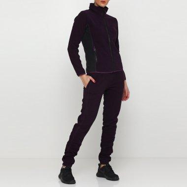 Спортивные штаны eastpeak Women's Thick Fleece Cuff Pants - 113278, фото 1 - интернет-магазин MEGASPORT