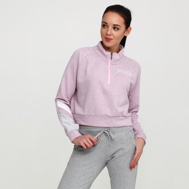Кофты puma Athletics 1 2 Zip Turtleneck - 115235, фото 1 - интернет-магазин MEGASPORT
